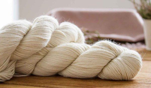 Alpaka Wolle